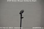 1 AHA MEDIA sees Stop Kinder Morgan Solidarity Night in Vancouver