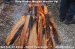 105 AHA MEDIA sees Stop Kinder Morgan Warrior Up! Walk, Sacred Fire and Canoe Ceremony