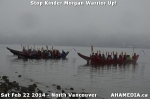 136 AHA MEDIA sees Stop Kinder Morgan Warrior Up! Walk, Sacred Fire and Canoe Ceremony