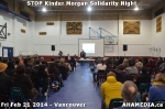 29 AHA MEDIA sees Stop Kinder Morgan Solidarity Night in Vancouver