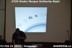 31 AHA MEDIA sees Stop Kinder Morgan Solidarity Night in Vancouver