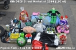 32 AHA MEDIA sees 192nd DTES Street Market in Vancouver on Sun Feb 92014