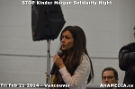 35 AHA MEDIA sees Stop Kinder Morgan Solidarity Night in Vancouver