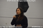 45 AHA MEDIA sees Stop Kinder Morgan Solidarity Night in Vancouver