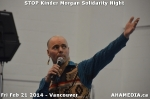 54 AHA MEDIA sees Stop Kinder Morgan Solidarity Night in Vancouver