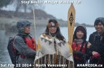 56 AHA MEDIA sees Stop Kinder Morgan Warrior Up! Walk, Sacred Fire and Canoe Ceremony