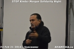 67 AHA MEDIA sees Stop Kinder Morgan Solidarity Night in Vancouver