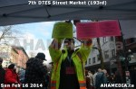 74 AHA MEDIA at DTES Street Market on Sun Feb 16 2014 in Vancouver