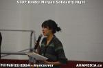 82 AHA MEDIA sees Stop Kinder Morgan Solidarity Night in Vancouver