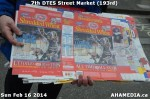 86 AHA MEDIA at DTES Street Market on Sun Feb 16 2014 in Vancouver
