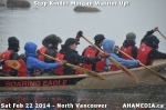 98 AHA MEDIA sees Stop Kinder Morgan Warrior Up! Walk, Sacred Fire and Canoe Ceremony