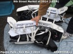 102 AHA MEDIA at 195th DTES Street Market on Sun Mar 2 2014 in Vancouver