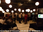 121 AHA MEDIA at  Green Party of Vancouver Lift-Off Party on Wed March 5, 2014