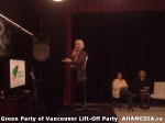 179 AHA MEDIA at  Green Party of Vancouver Lift-Off Party on Wed March 5, 2014