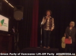 205 AHA MEDIA at  Green Party of Vancouver Lift-Off Party on Wed March 5, 2014