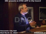26 AHA MEDIA at DNC speeches on DTES LAPP for Vancouver City Council(2)