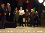 30 AHA MEDIA at  Green Party of Vancouver Lift-Off Party on Wed March 5,2014