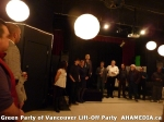 37 AHA MEDIA at  Green Party of Vancouver Lift-Off Party on Wed March 5, 2014
