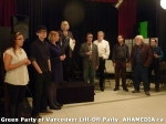57 AHA MEDIA at  Green Party of Vancouver Lift-Off Party on Wed March 5,2014