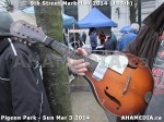 71 AHA MEDIA at 195th DTES Street Market on Sun Mar 2 2014 in Vancouver