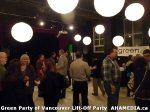 78 AHA MEDIA at  Green Party of Vancouver Lift-Off Party on Wed March 5,2014