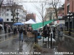 94 AHA MEDIA at 195th DTES Street Market on Sun Mar 2 2014 in Vancouver