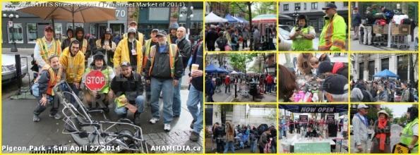 0 DTES Street Market Sun Apr 27 2014