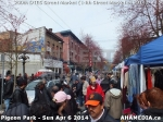 11 AHA MEDIA at 200th DTES Street Market on Sun Apr 6 2014