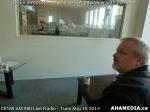 11 AHA MEDIA at Roland Clarke, Jacek Lorek of DTES Street Market, Wes Regan of HXBIA on Bill GoodShow