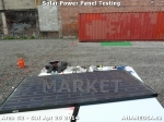 11 AHA MEDIA at Solar Power Panel Testing by DTES Street Market in Vancouver