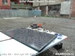 12 AHA MEDIA at Solar Power Panel Testing by DTES Street Market in Vancouver