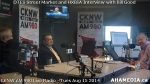 17 AHA MEDIA at Roland Clarke, Jacek Lorek of DTES Street Market, Wes Regan of HXBIA on Bill Good Show