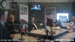 18 AHA MEDIA at Roland Clarke, Jacek Lorek of DTES Street Market, Wes Regan of HXBIA on Bill Good Show
