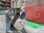 19 AHA MEDIA at Solar Power Panel Testing by DTES Street Market in Vancouver