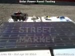 2 AHA MEDIA at Solar Power Panel Testing by DTES Street Market in Vancouver