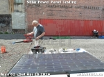 20 AHA MEDIA at Solar Power Panel Testing by DTES Street Market in Vancouver