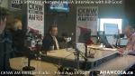 21 AHA MEDIA at Roland Clarke, Jacek Lorek of DTES Street Market, Wes Regan of HXBIA on Bill GoodShow