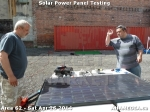 21 AHA MEDIA at Solar Power Panel Testing by DTES Street Market in Vancouver