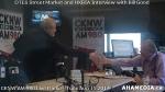 28 AHA MEDIA at Roland Clarke, Jacek Lorek of DTES Street Market, Wes Regan of HXBIA on Bill GoodShow