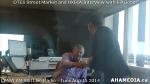 29 AHA MEDIA at Roland Clarke, Jacek Lorek of DTES Street Market, Wes Regan of HXBIA on Bill GoodShow