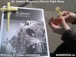 31 AHA MEDIA at St. James Anglican Church High Mass with the Blessing of Palms, procession in Vancouve