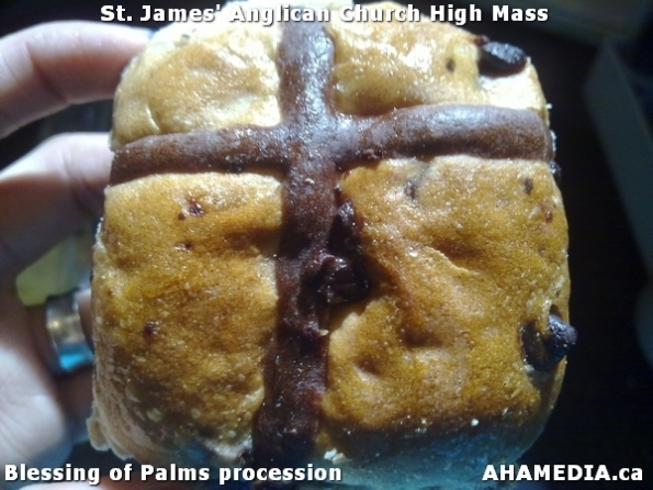 32 AHA MEDIA at St. James Anglican Church High Mass with the Blessing of Palms, procession in Vancouve