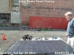 8 AHA MEDIA at Solar Power Panel Testing by DTES Street Market in Vancouver