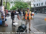 1 AHA MEDIA at 206th DTES Street Market on Sun May 18 2014