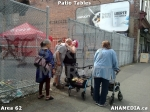 17 AHA MEDIA at Patio Tables for DTES Street Market in Vancouver