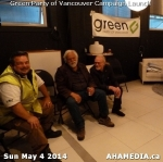 23 AHA MEDIA at 2014 Green Party of Vancouver Council Candidate Nomination Meeting and Campaign Launch