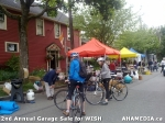 23 AHA MEDIA at 2nd Annual Giant Garage Sale for WISH 2014
