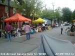 24 AHA MEDIA at 2nd Annual Giant Garage Sale for WISH 2014