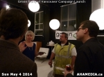 31 AHA MEDIA at 2014 Green Party of Vancouver Council Candidate Nomination Meeting and Campaign Launch