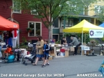 44 AHA MEDIA at 2nd Annual Giant Garage Sale for WISH 2014